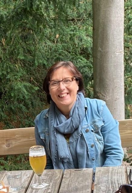 Helene Gloudemans, 55 jaar